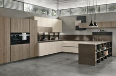 Stosa Frame: Modern Kitchen Cabinets And Furniture Modern Kitchen Cabinets, Modern Kitchen Design, Kitchen Furniture, Kitchen Decor, Modern Kitchens, Italian Kitchens, Compact Kitchen, Kitchen Sets, Domestic Appliances