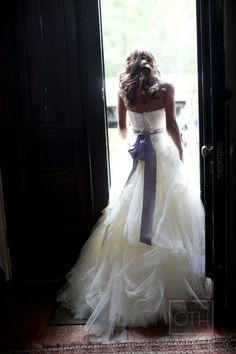 beautiful dress and a beautiful rustic yet glamorous wedding