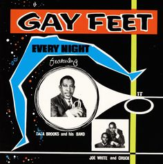 Baba Brooks & Others: Gay Feet Every Night – Featuring Baba Brooks and his Band