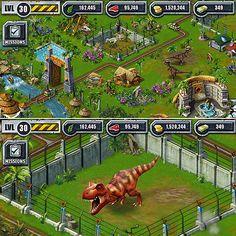 Jurassic Park Game for iOS  @Meagen-Marie Hudson
