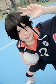 Tadashi Yamaguchi(Haikyuu!!) | sugiharataki