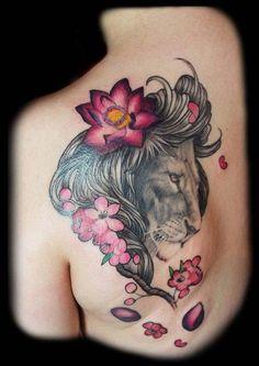 Best lotus flower tattoo designs