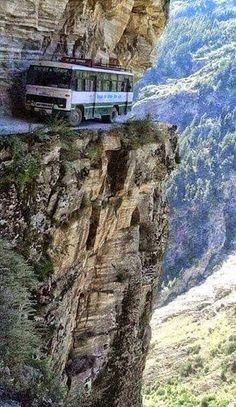 Lovely image. If I'm running for my life. I will take the RISK:)