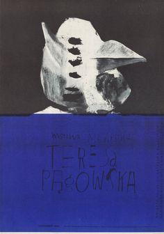 Henryk Tomaszewski - Teresa Pagowska. Wystawa malarstwa, 1966