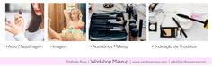 Profissão Rosa: Workshop | Auto maquilhagem ao domicílio