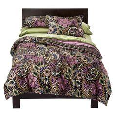 Xhilaration® Cassie Comforter Set - Black.