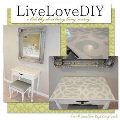 17 Easy diy furniture ideas