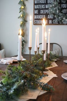 Perfecting the Homefront: A Farmhouse Christmas Home Tour