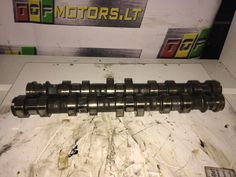 2011 A12XER OPEL 1.2 PETROL ENGINE PAIR OF CAMSHAFT