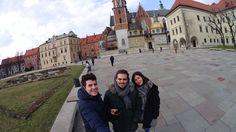 Marzo de 2015. Castillo de Wawel, Cracovia.