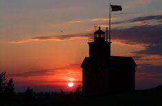 Big Red - Holland, MI Lighthouse