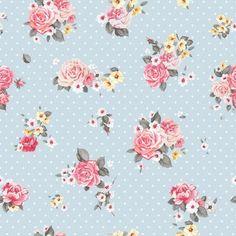 Papel de Parede Autocolante - Floral 146832677