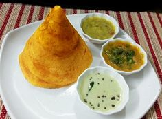 How about Cone Dosa in a healthier way using Instant Oats?
