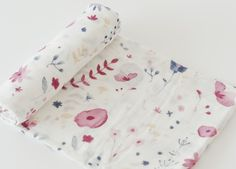 Floral Swaddle - The