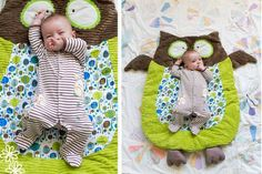 Tutorialous.com | Aww… look at this wonderful nap mat!