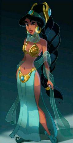 Jasmine - Star Wars style