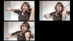 The Hobbit - Misty Mountains (Dwarven Song) Violins - Taylor Davis  This is amazing