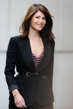 Gemma Arterton continues to wow me (and make me envious.)