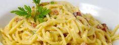 Špagety carbonara original