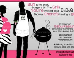 cookout baby shower ideas - Google Search
