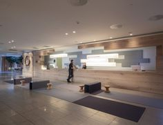 Quality Hotek Expo in Fornebu by Haptic Architects