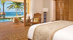 Zoetry Agua Punta Cana in Punta Cana, Dominican Republic - All Inclusive Deals Punta Cana All Inclusive, All Inclusive Honeymoon, Honeymoon Suite, Honeymoon Ideas, Beach Vacations, Vacation Places, Beach Hotels, Vacation Destinations, Dream Vacations