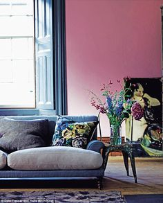 Using contrasting colours that share the same undertones will give a space more depth and ...