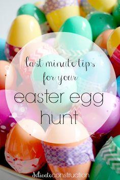 egg hunt tips 2 1