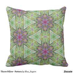 Throw Pillow - Pattern
