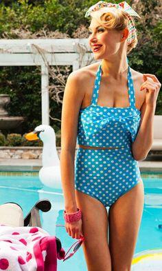 f6d548ea78 433 Best Retro Swimwear images