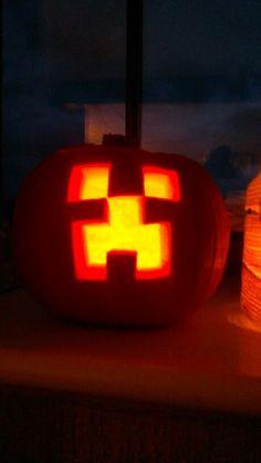 Minecraft pumpkin