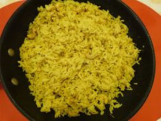 Indiai citromos rizs Vegan Recipes, Curry, Food And Drink, Turmeric, Curries, Vegane Rezepte, Vegetarian Recipes