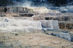 Mammoth Springs, Yellowstone National Park