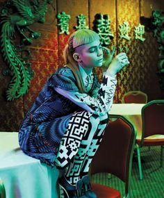 #chinese #japanese #tokyo #china #dragon #fashion #style #vogue #patterns #inspiration #colour