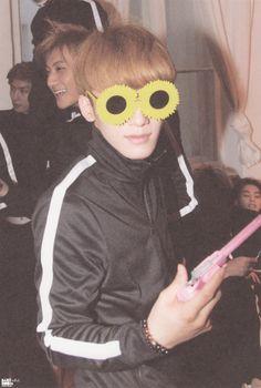 Is that Minseok and Luhan? Kpop Exo, Exo K, Chanyeol, Kyungsoo, Exo Luxion, Kim Jongdae, Exo Chen, Exo Ot12, Exo Memes