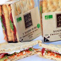 Sandwich bio – La nature à emporter