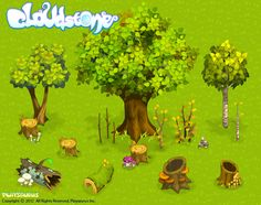 Cloudstone Scenery by rupted.deviantart.com on @deviantART