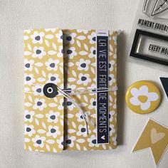 Beatrice Garni Scrap: Tuto mini-album Escapade en amoureux - Oh ! Album Photo Scrapbooking, Mini Albums Scrapbook, Baby Scrapbook, Mini Albums Photo, Mini Album Scrap, Book Binding, Big Shot, Smash Book, Journal Cards