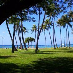 Hale Koa hotel.  Waikiki.