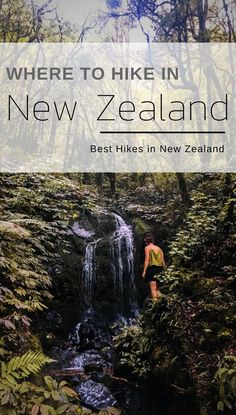 Where to hike in New Zealand? We've created a hiking guide that answers wher… Where to hike in New Zealand? We've created a hiking guide. Nelson New Zealand, New Zealand North, New Zealand South Island, New Zealand Itinerary, New Zealand Travel Guide, New Zealand Winter, Queenstown New Zealand, Hiking Guide, Destination Voyage