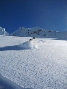 Peregrine Expeditions - backcountry ski tours