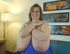 Sarah Milf Macromastia Breasts - Divine Breasts