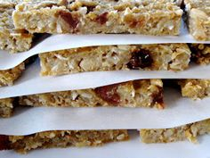 Hope For Healing: Quinoa Protein Bars (gluten, dairy and nut-free) - excited to make these