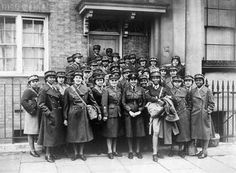 Some of the Caribbean Women who served in the British Armed Forces in World War 2