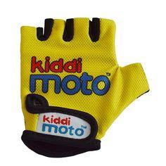 594e893be Kiddimoto Glove Neon Yellow