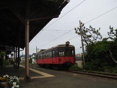 銚子電鉄 デハ801