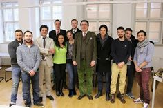 On Friday 29th November we were honoured to welcome Graf Emmanuel Beissel von Gymnich to Globe Business College Munich.