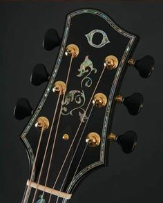 James A. Olson Guitars | FINE ART…FOR FINE ARTISTS