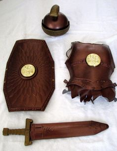 Roman Empire weapons and armor