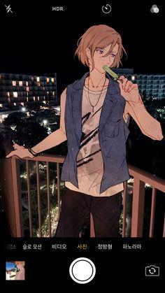 埋め込み Hot Anime Boy, I Love Anime, Awesome Anime, Anime Guys, Manga Art, Anime Art, Boy Art, Cute Images, Fujoshi